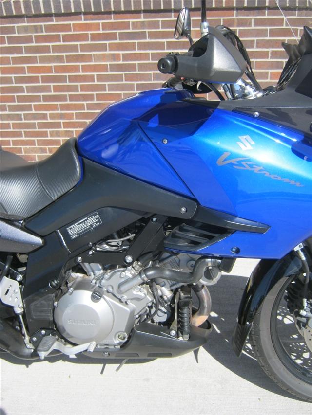 2007 Suzuki V-Strom 1000 DL1000 at Brenny's Motorcycle Clinic, Bettendorf, IA 52722