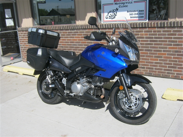 2007 Suzuki V-Strom 1000 DL1000 at Brenny's Motorcycle Clinic, Bettendorf, IA 52722