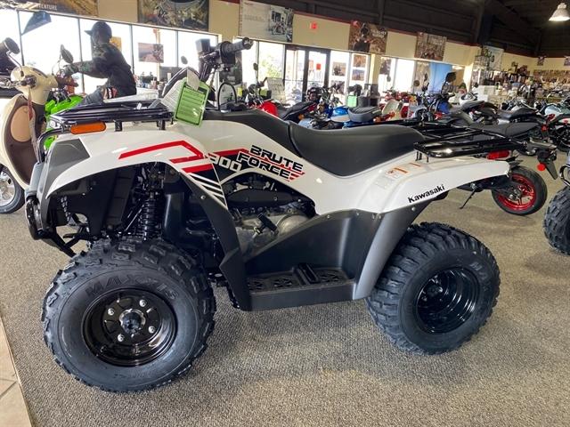2021 Kawasaki Brute Force 300 at Dale's Fun Center, Victoria, TX 77904