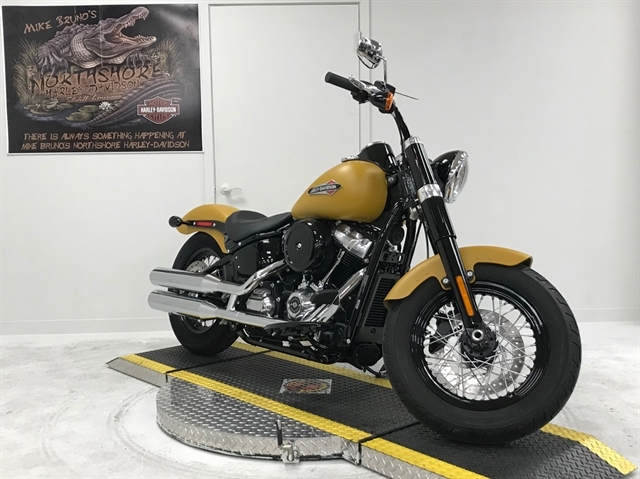 2019 Harley-Davidson Softail Slim at Mike Bruno's Northshore Harley-Davidson