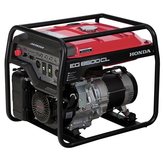 2018 Honda Power Generators EG6500 at Bettencourt's Honda Suzuki