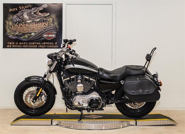 2018 Harley-Davidson Sportster 1200 Custom at Mike Bruno's Northshore Harley-Davidson