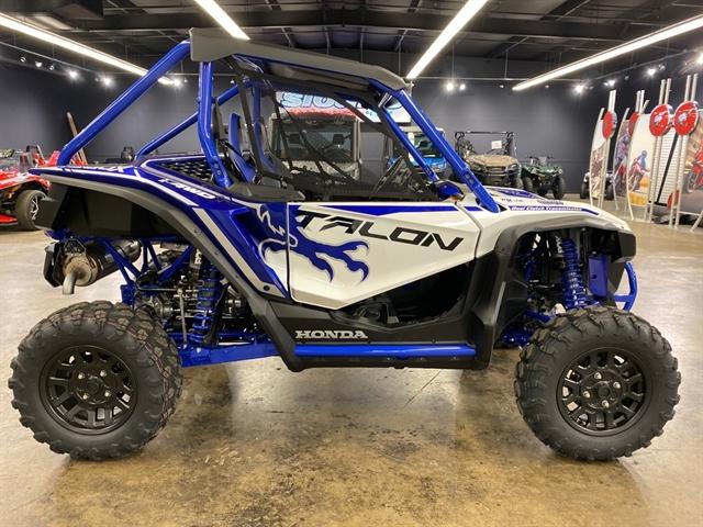 2021 Honda Talon 1000X FOX Live Valve at Sloans Motorcycle ATV, Murfreesboro, TN, 37129