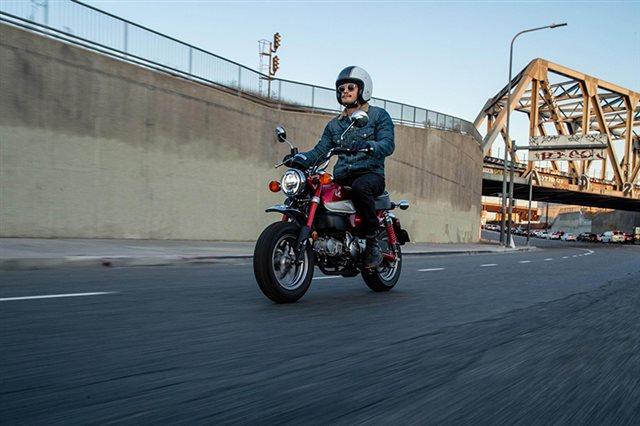 2021 Honda Monkey ABS at Shawnee Honda Polaris Kawasaki