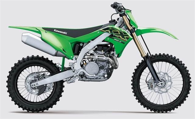 2021 Kawasaki KX 450X at Lynnwood Motoplex, Lynnwood, WA 98037