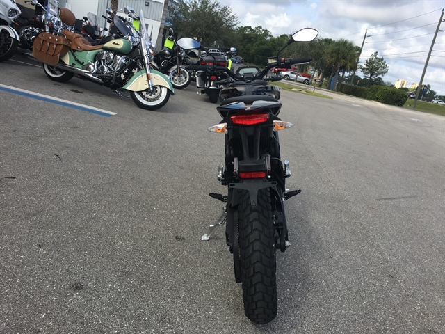 2020 Zero DSR ZF144 at Fort Myers