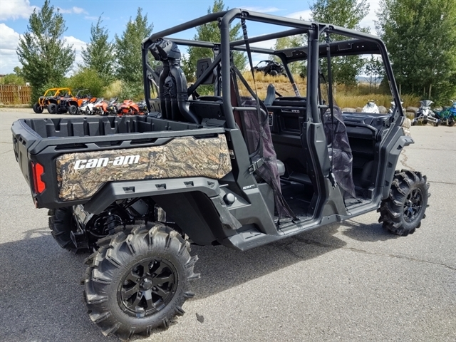 2020 CAN-AM DEFENDER MAX XMR HD10 BC 20 at Power World Sports, Granby, CO 80446