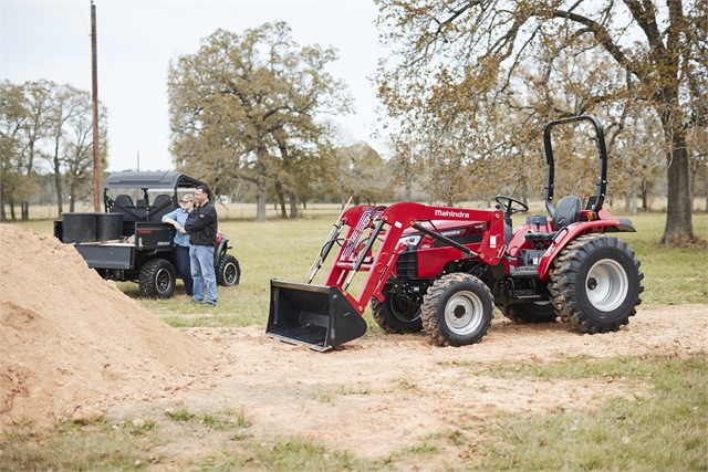2021 Mahindra 26384FHIL at ATVs and More