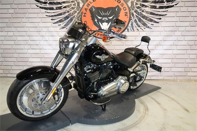 2018 Harley-Davidson Softail Fat Boy 114 at Wolverine Harley-Davidson