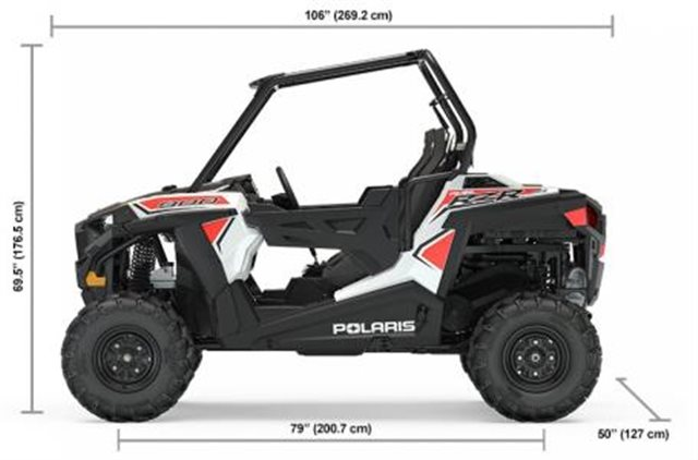 2019 Polaris RZR 570 Base at Pete's Cycle Co., Severna Park, MD 21146