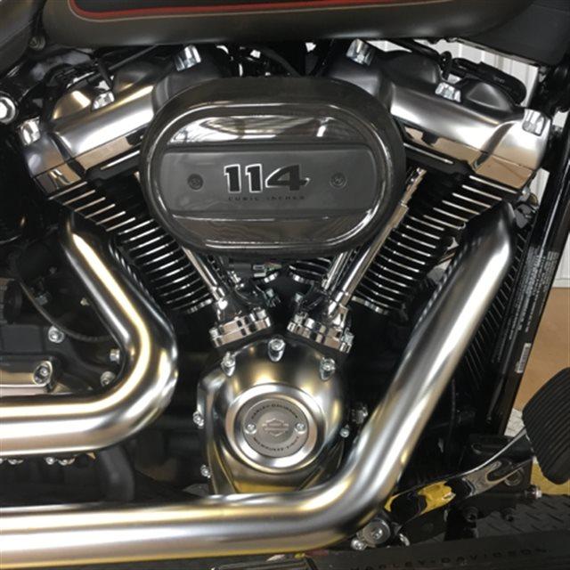 2019 Harley-Davidson Softail Fat Boy 114 at Calumet Harley-Davidson®, Munster, IN 46321