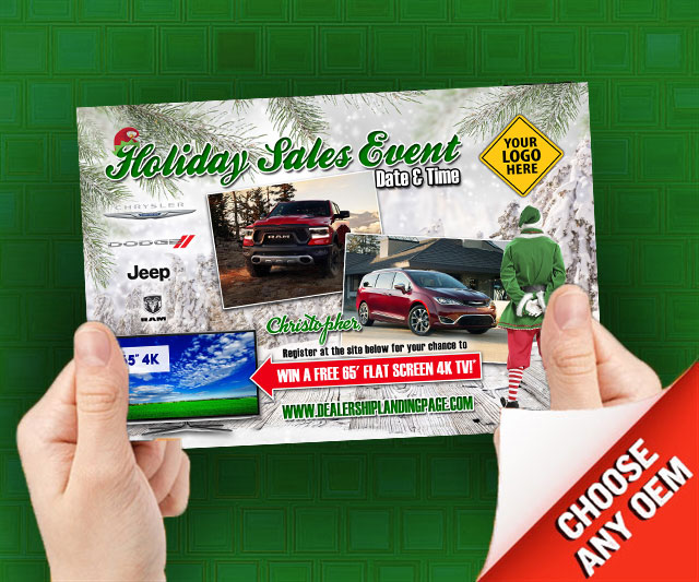 Holiday Sales Event Automotive at PSM Marketing - Peachtree City, GA 30269