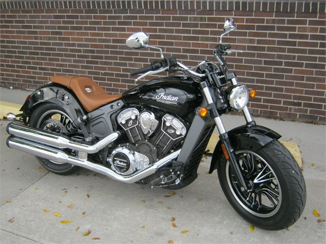2020 Indian Motorcycle Scout Base at Brenny's Motorcycle Clinic, Bettendorf, IA 52722