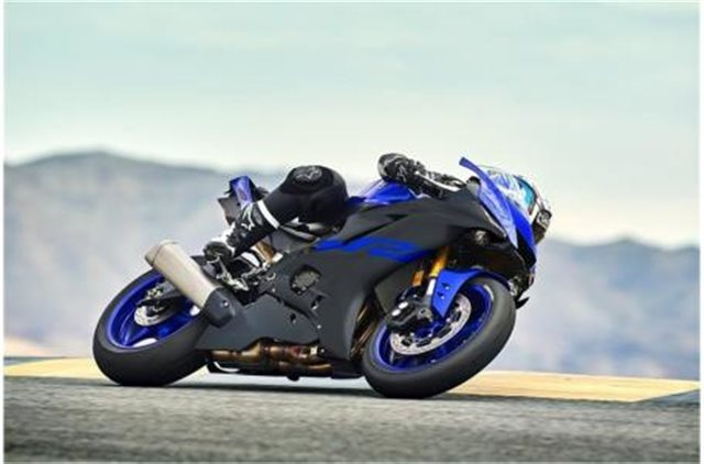 2019 Yamaha YZF R6 at Pete's Cycle Co., Severna Park, MD 21146