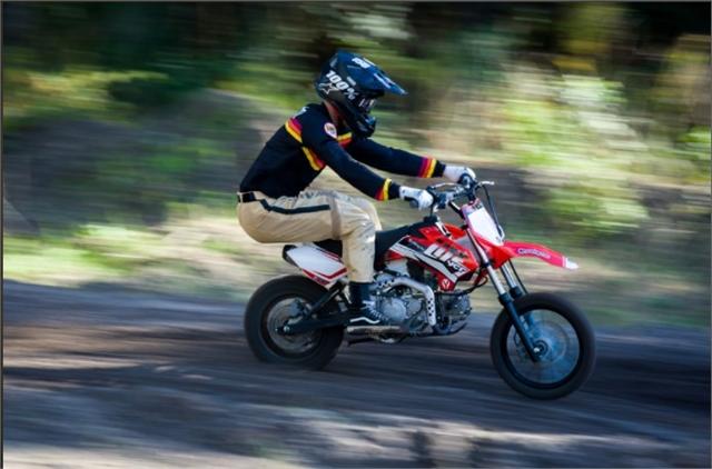 2021 YCF Youth Lite Start 110 Race at Matt's ATV & Offroad