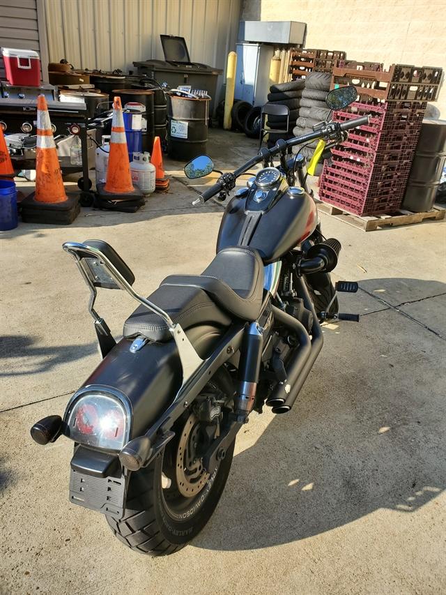 2014 Harley-Davidson Dyna Fat Bob at Hampton Roads Harley-Davidson