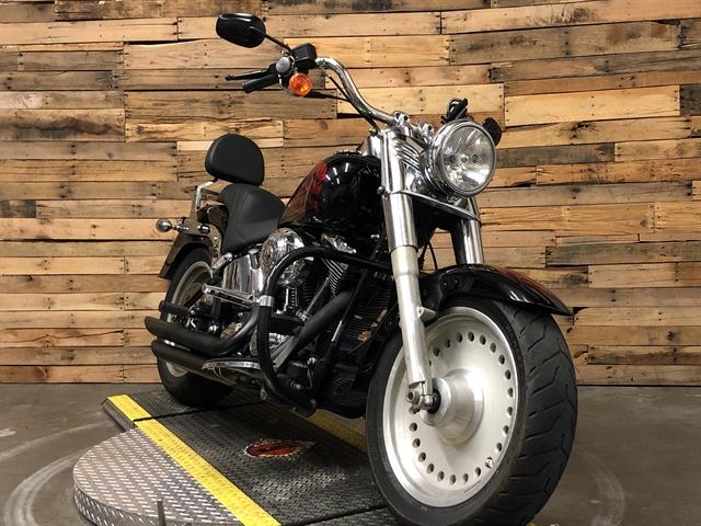 2008 Harley-Davidson Softail Fat Boy at Lumberjack Harley-Davidson