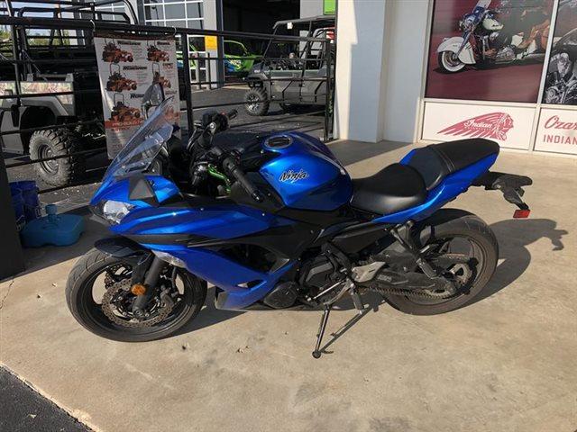 2018 Kawasaki Ninja 650 Base at Youngblood Powersports RV Sales and Service