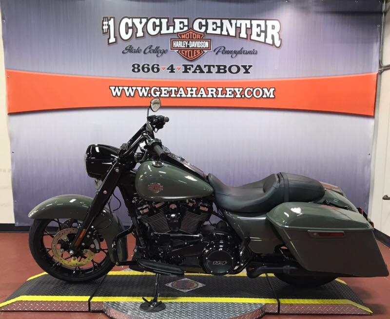 2021 Harley-Davidson Touring FLHRXS Road King Special at #1 Cycle Center Harley-Davidson