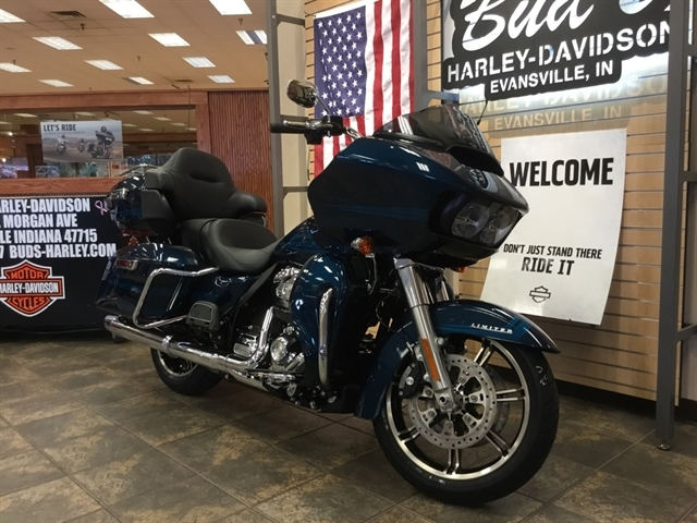 2020 Harley-Davidson Touring Road Glide Limited at Bud's Harley-Davidson