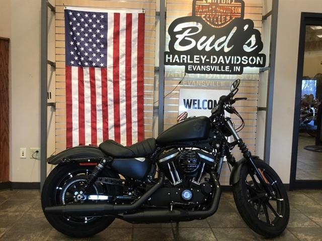 2021 Harley-Davidson Street XL 883N Iron 883 at Bud's Harley-Davidson