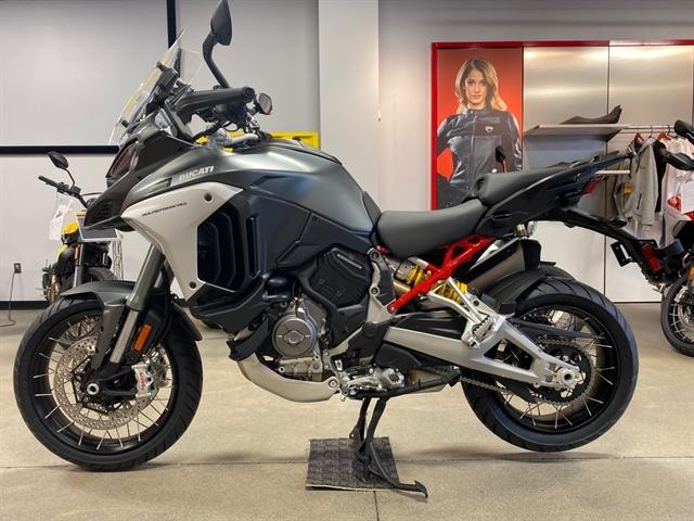 2021 Ducati Multistrada V4 S at Frontline Eurosports