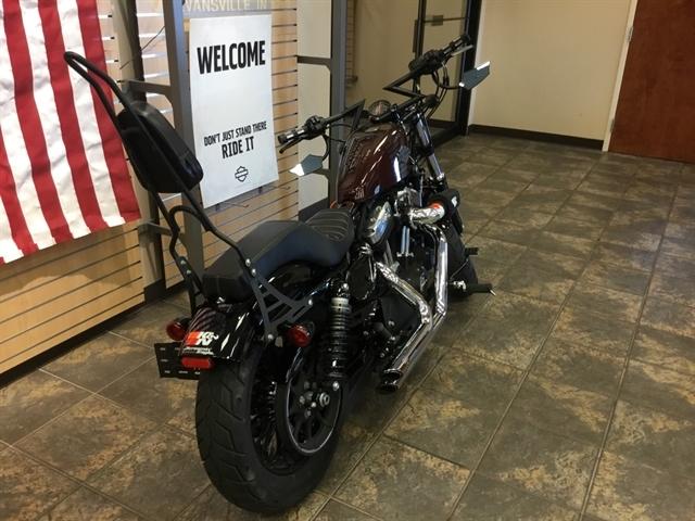2018 Harley-Davidson Sportster Forty-Eight at Bud's Harley-Davidson