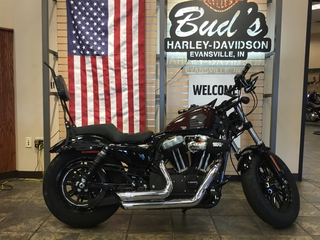 2018 Harley-Davidson Sportster Forty-Eight at Bud's Harley-Davidson