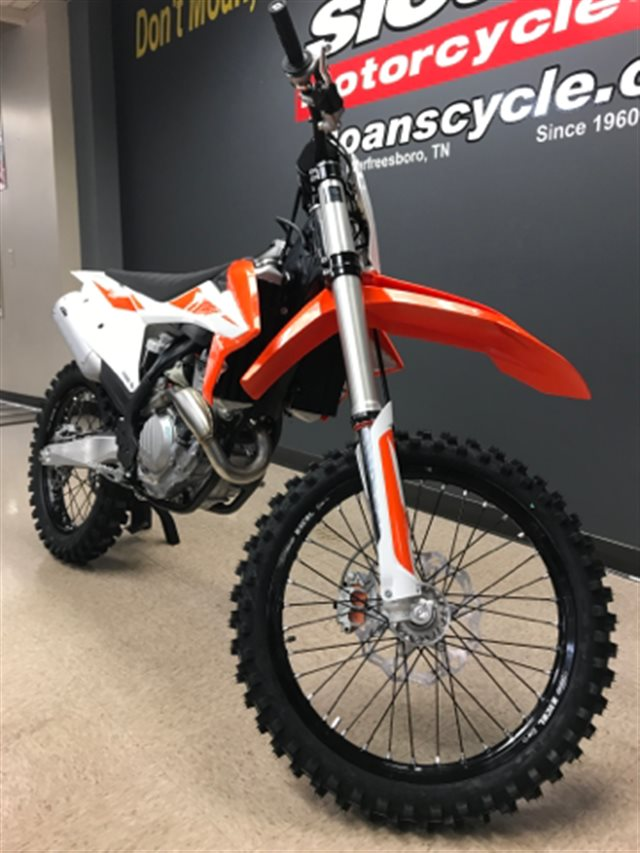 2019 KTM SX 350 F at Sloan's Motorcycle, Murfreesboro, TN, 37129