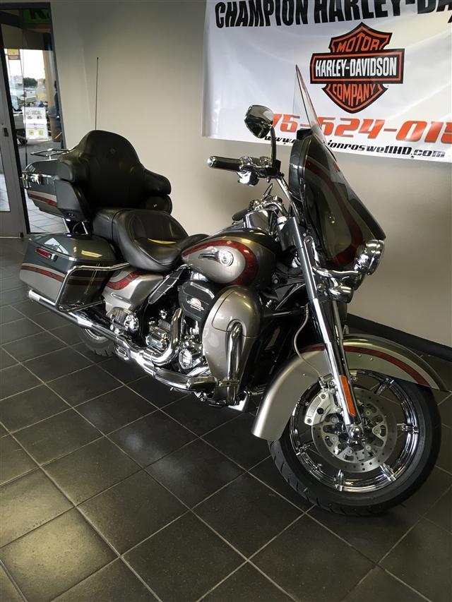 2016 Harley-Davidson Electra Glide CVO Limited at Champion Harley-Davidson®, Roswell, NM 88201