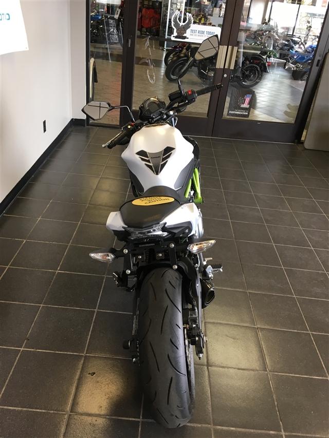 2017 Kawasaki Z650 Base at Champion Motorsports, Roswell, NM 88201