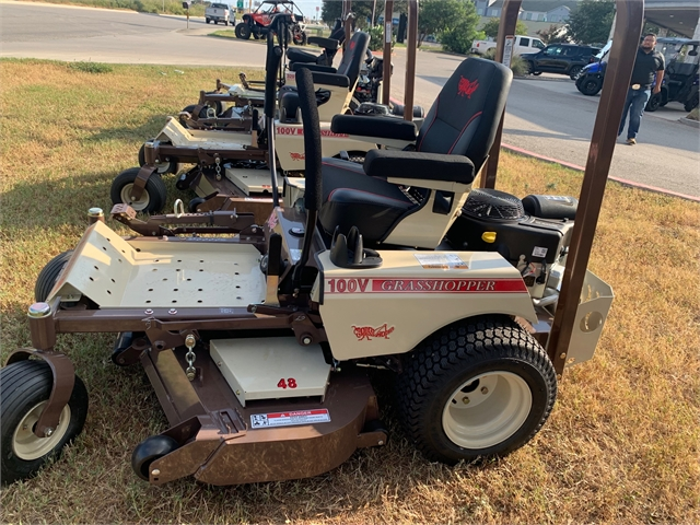 2021 GRASS HOPPER 124V/48 at Kent Motorsports, New Braunfels, TX 78130