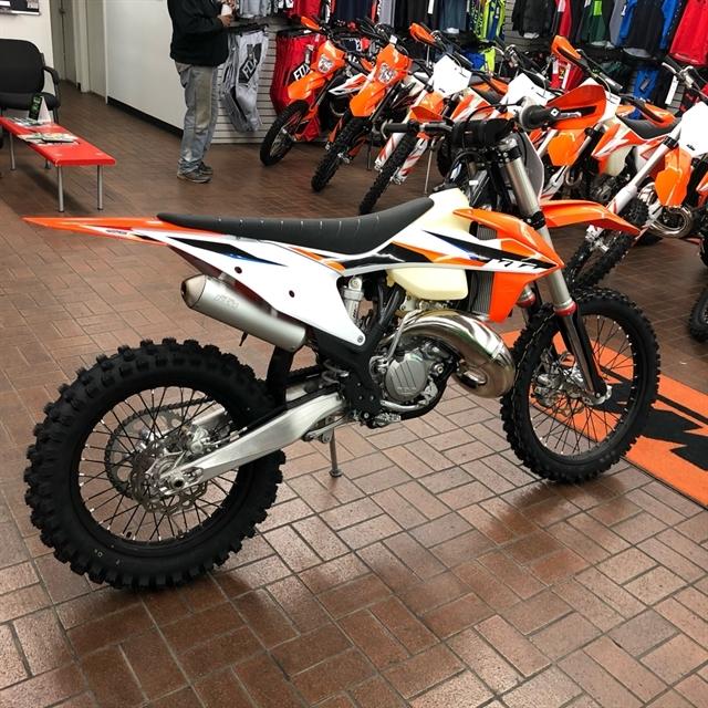 2021 KTM XC 125 at Wild West Motoplex