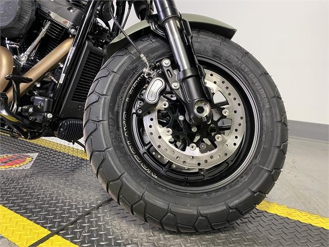 2021 Harley-Davidson Cruiser Fat Bob 114 at Outlaw Harley-Davidson