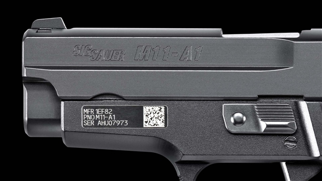 2018 Sig Sauer M11-A1 Compact at Harsh Outdoors, Eaton, CO 80615