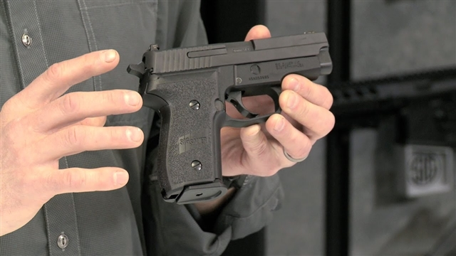 2018 Sig Sauer M11-A1 at Harsh Outdoors, Eaton, CO 80615