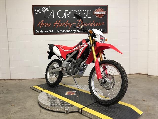 2018 HONDA CRF250LA at La Crosse Area Harley-Davidson, Onalaska, WI 54650