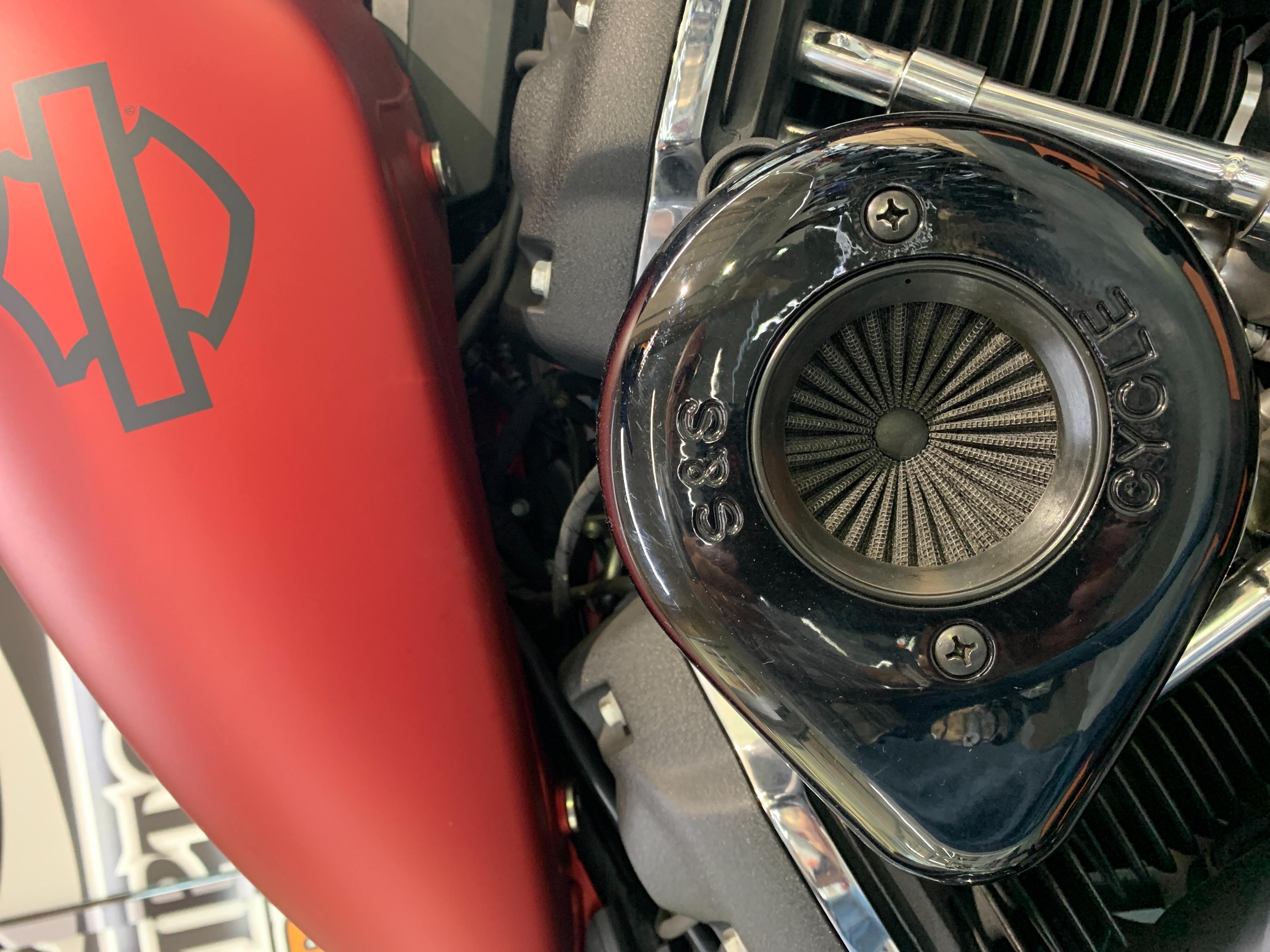 2019 Harley-Davidson Softail Fat Bob at Hampton Roads Harley-Davidson