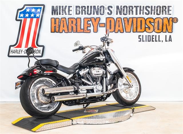 2019 Harley-Davidson Softail Fat Boy 114 at Mike Bruno's Northshore Harley-Davidson