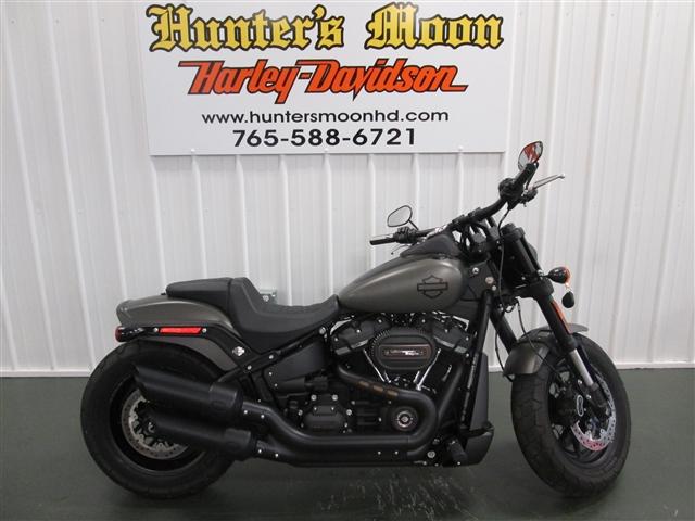 2018 Harley-Davidson Softail Fat Bob 114 at Hunter's Moon Harley-Davidson®, Lafayette, IN 47905