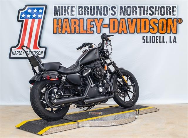 2019 Harley-Davidson Sportster Iron 883 at Mike Bruno's Northshore Harley-Davidson