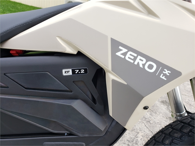 2022 Zero FX ZF7.2 ZF72 at Classy Chassis & Cycles