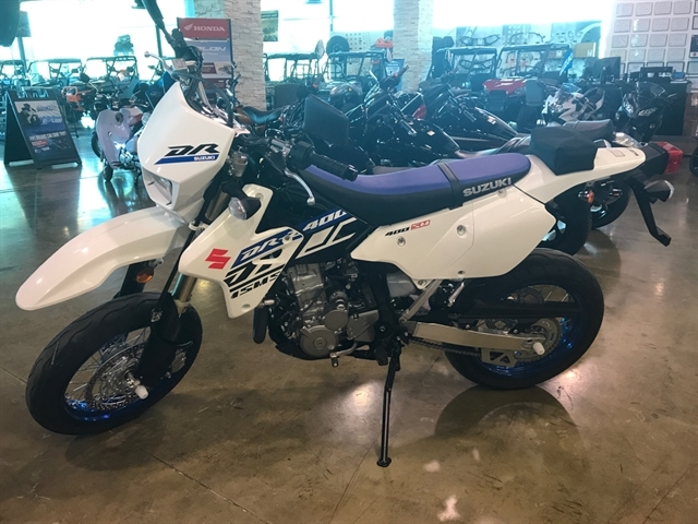 2019 Suzuki DR-Z 400S Base at Kent Powersports of Austin, Kyle, TX 78640