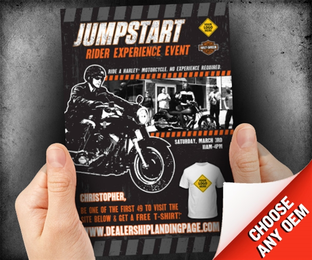 2018 ANYTIME JUMPSTART Powersports at PSM Marketing - Peachtree City, GA 30269