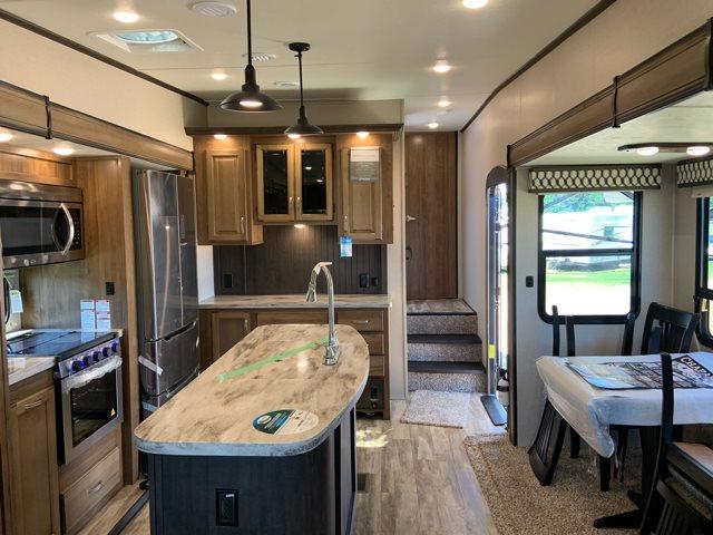 2020 Coachmen Chaparral 336TSIK Rear Living at Campers RV Center, Shreveport, LA 71129