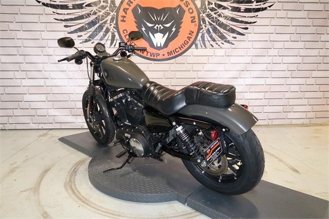 2019 Harley-Davidson Sportster Iron 883 at Wolverine Harley-Davidson