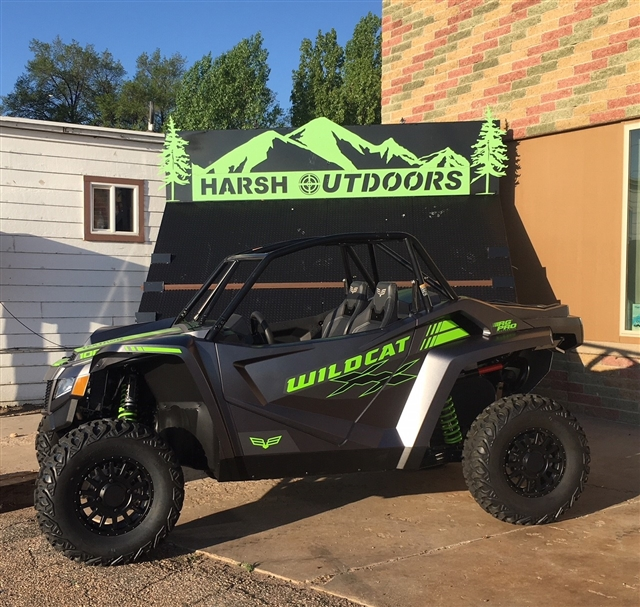 2018 Textron Off Road Wildcat XX Robbie Gordon XT at Harsh Outdoors, Eaton, CO 80615