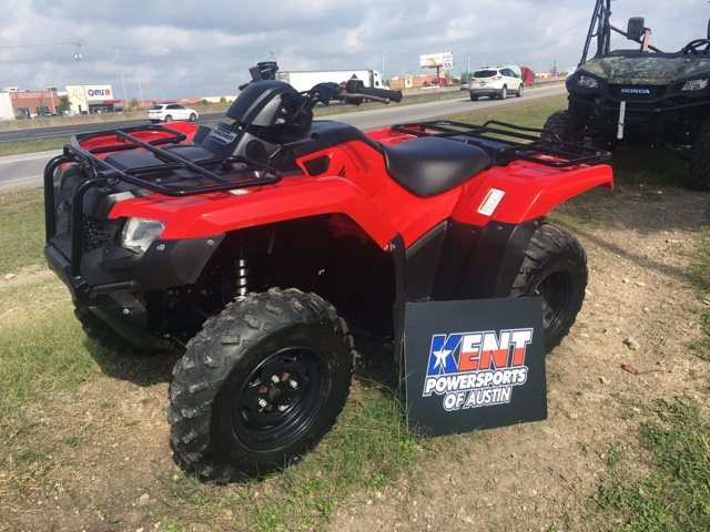 2014 Honda FourTrax Rancher Base at Kent Powersports of Austin, Kyle, TX 78640