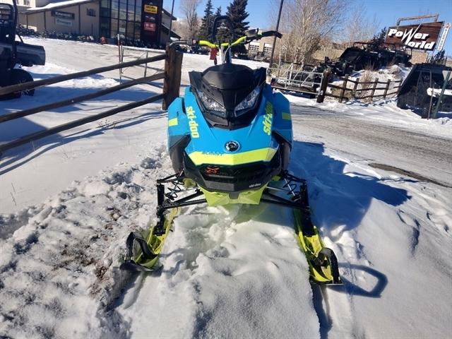 2018 Ski-Doo Summit X 850 E-TEC at Power World Sports, Granby, CO 80446