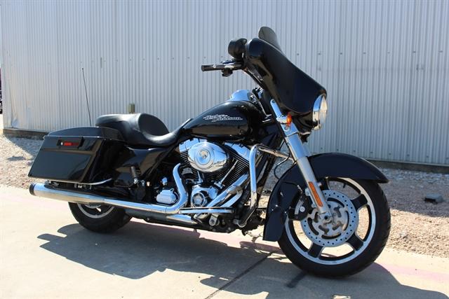 2012 Harley-Davidson Street Glide Base at Gruene Harley-Davidson